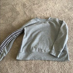 Tops - Striped Pullover